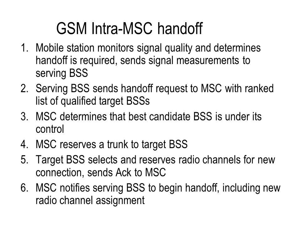 Mobile Computing GSM  - ppt download