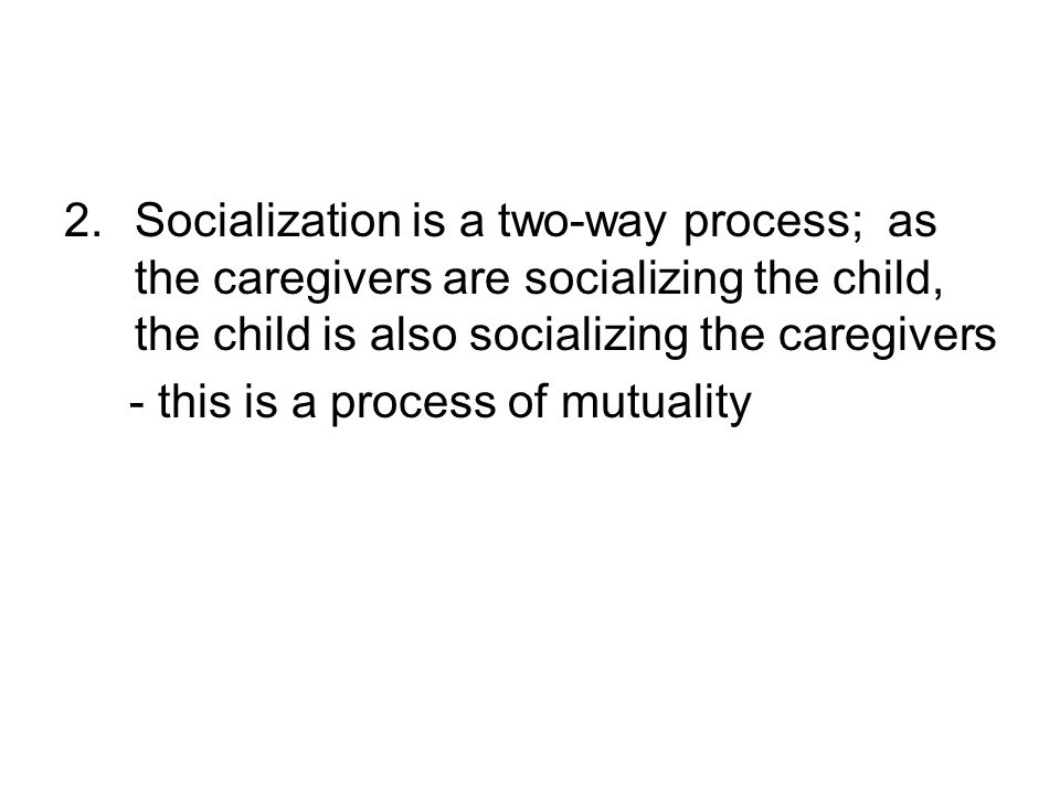 a description of a socialization as the procedure by which a person learns the beliefs and norms wit School as a socializing agent socialization is the process by which we learn the ways of life and/or the culture of the group  evaluation contributes to socialization in that the norms and standards of society are learned  when teachers interact with their students, they communicate attitudes about.