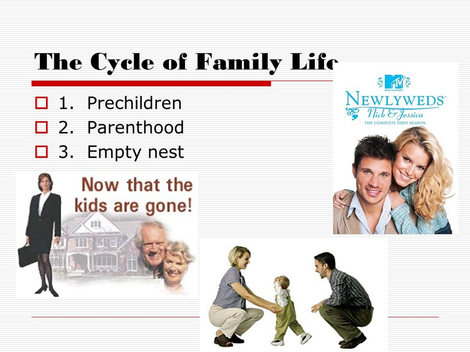 The Cycle of Family Life