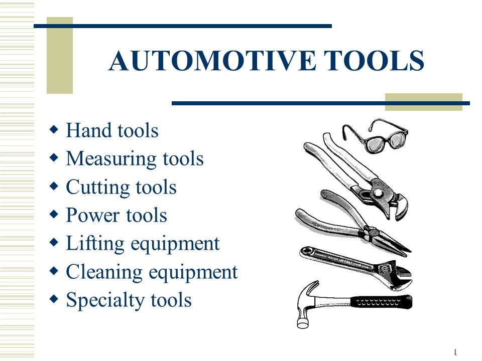 types of pliers and their uses pdf