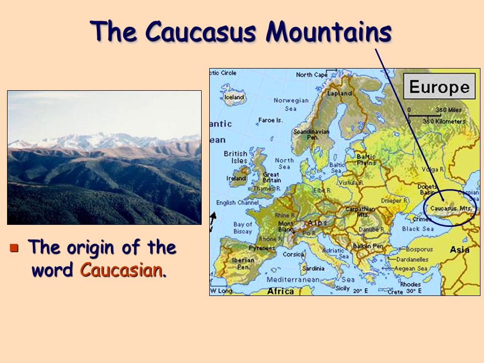 The Geography & Peoples of Europe. - ppt video online download