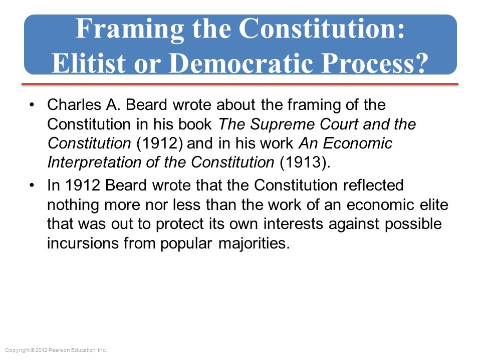 Chapter 1 Constitutional Government - ppt video online download