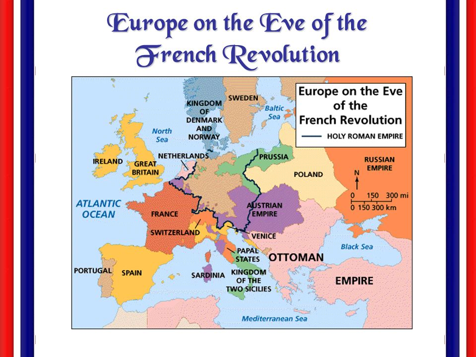 Europe on the Eve of the French Revolution
