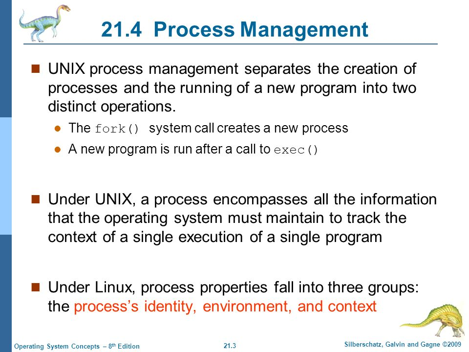 Chapter 21 The Linux System Ppt Video Online Download