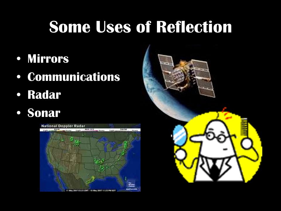 Some Uses of Reflection