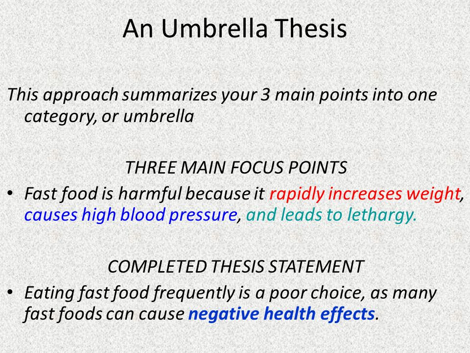 General Format & The Thesis Statement 9/1: Thesis/Essay Notes Page 4R - Ppt  Download
