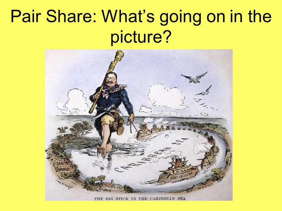 Pair Share: What's going on in the picture