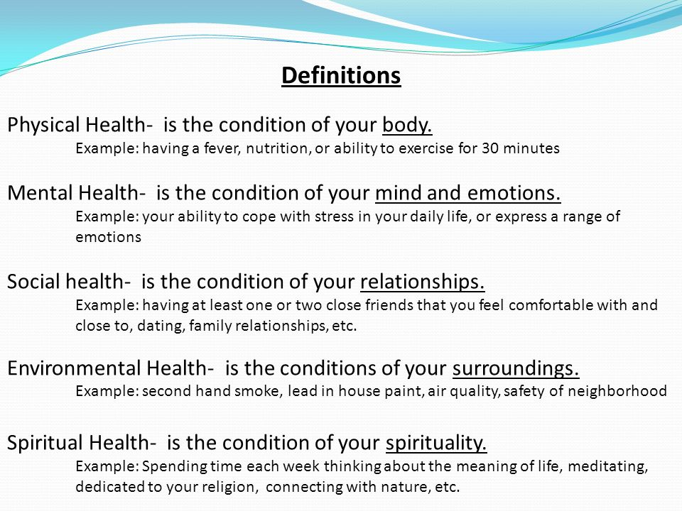 Health Science 1 Mr Johnson Ppt Video Online Download