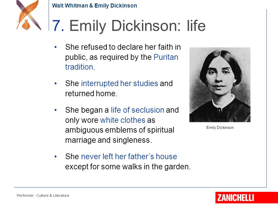 was emily dickinson married