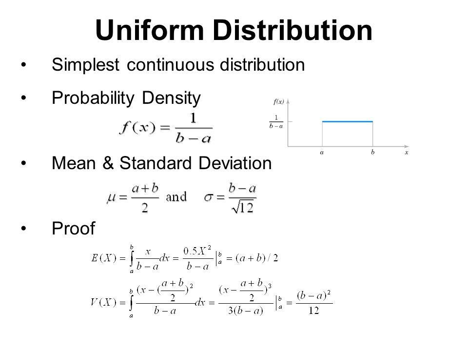 Continuous Random Variables And Probability Distributions Ppt