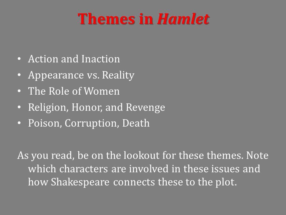 honor in hamlet