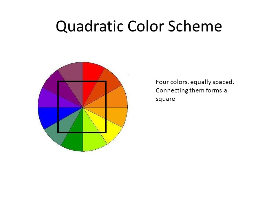 Brief History Of Color Theories The Color Wheel Ppt Video Online