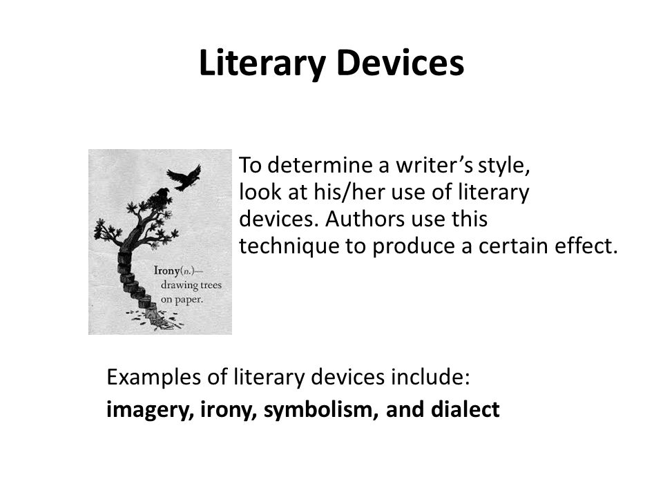 Is Defined By Using Figurative Language And Literary Devices Ppt