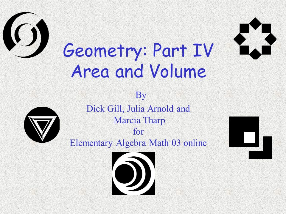 Geometry. - ppt video online download