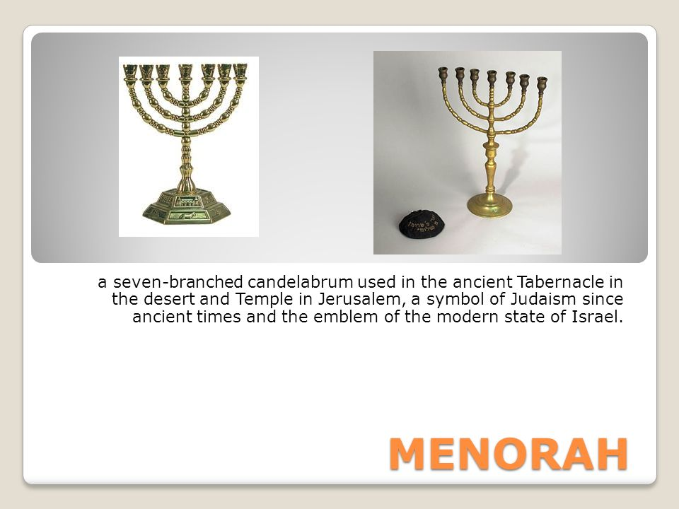 Jewish Symbols Please Fill In The Chart You Were Given As The