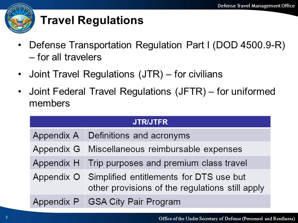 defense travel system helpful hints ppt download