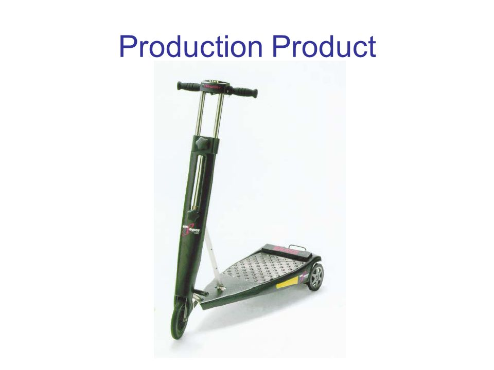 Production Product