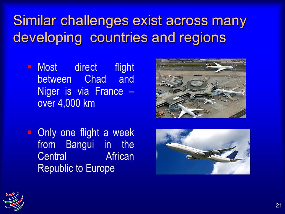 Similar challenges exist across many developing countries and regions