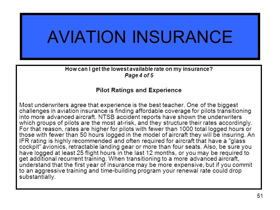 Aviation Insurance Blais Aviation Insurance Services Ppt Download