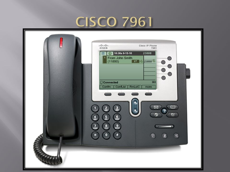 Your New Cisco Phone  - ppt video online download