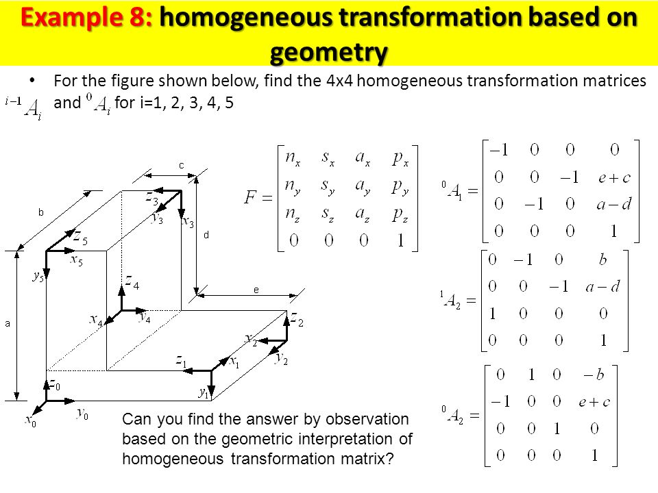 Solved: show that the linear transformation l that is defi.