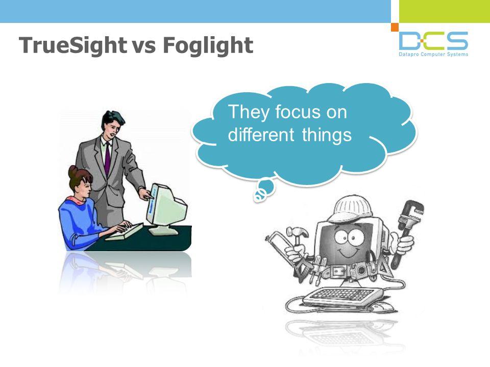 TrueSight vs Nagios & Foglight - ppt video online download