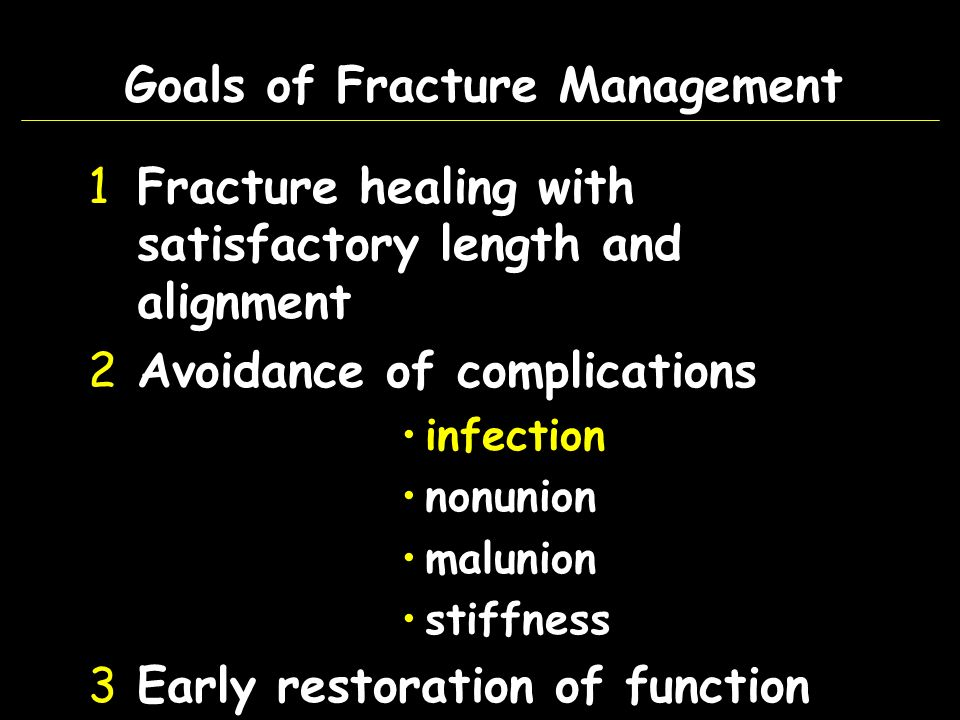 Open Fracture Management - ppt video online download