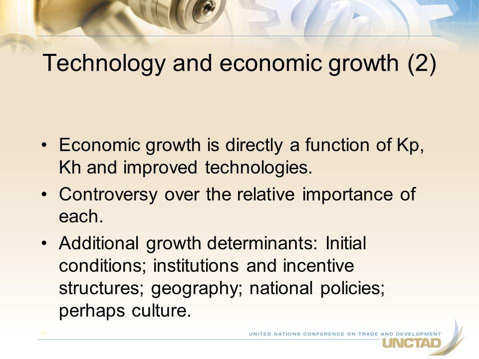 technology and economic development