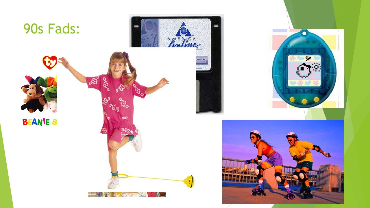 1990s Pop Culture: Fashion, Movies, TV Shows, & Music - ppt