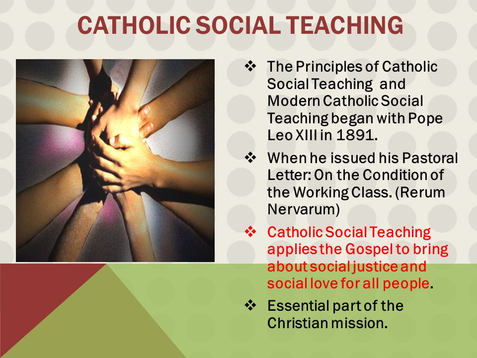 the catholic social teaching Catholic social teaching, which is the basis of catholic social justice it uses coloring pages/drawings to illustrate the current state of the world, and what the world will be when.