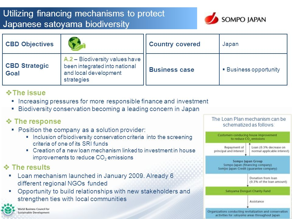 The Loan Plan mechanism can be schematized as follows: