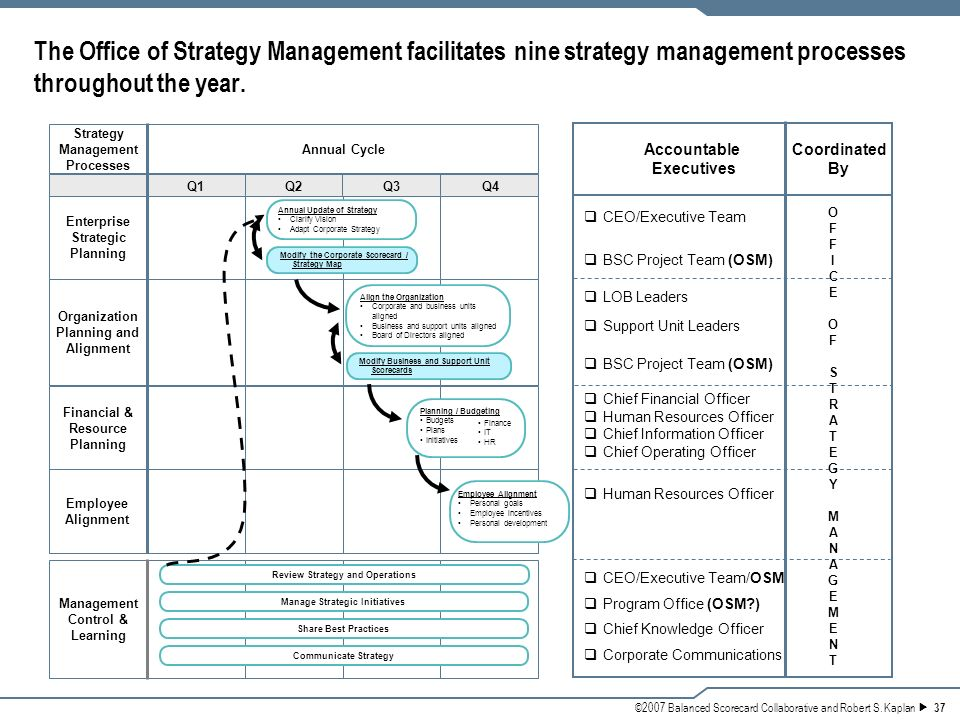 role of chief executive officer in strategic management process