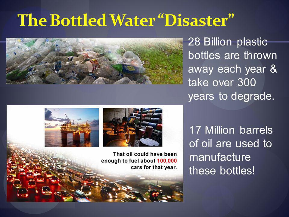 The Bottled Water Disaster