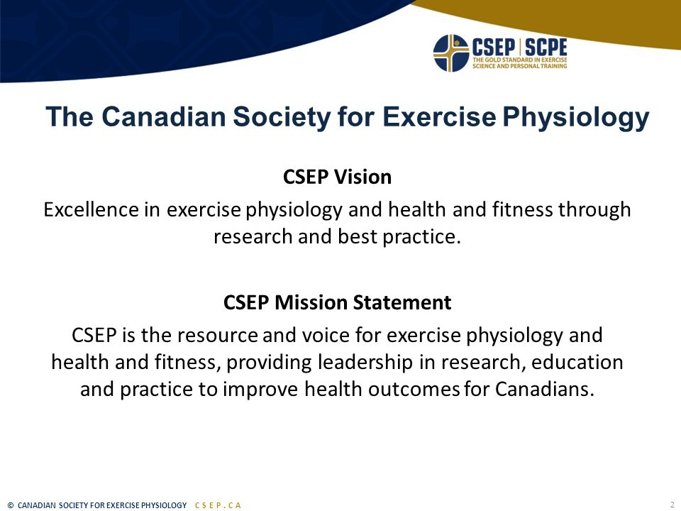 the canadian society for exercise physiology ppt download rh slideplayer com
