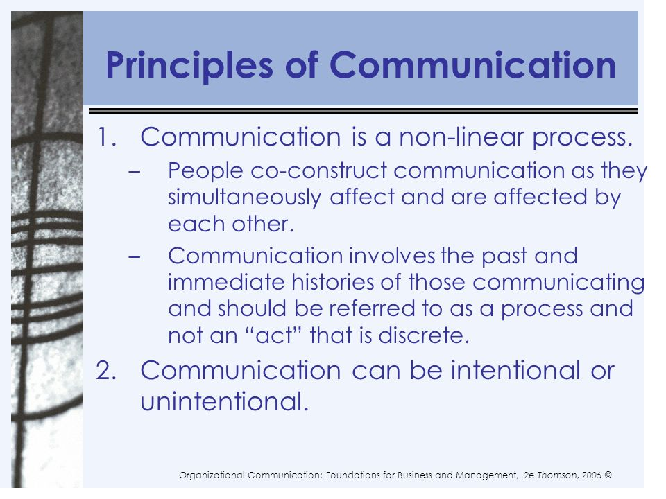 1 communication can be intentional or unintentional In fact, racism and sexism can be unintentional as well as intentional and good people who mean well can inadvertently say things that are racist and sexist and homophobic (rothenberg 210) intentional discrimination is what comes to mind when most people think of discrimination.