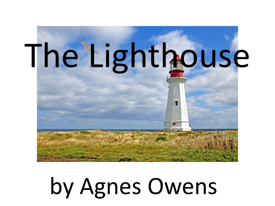 the lighthouse agnes owens critical essay