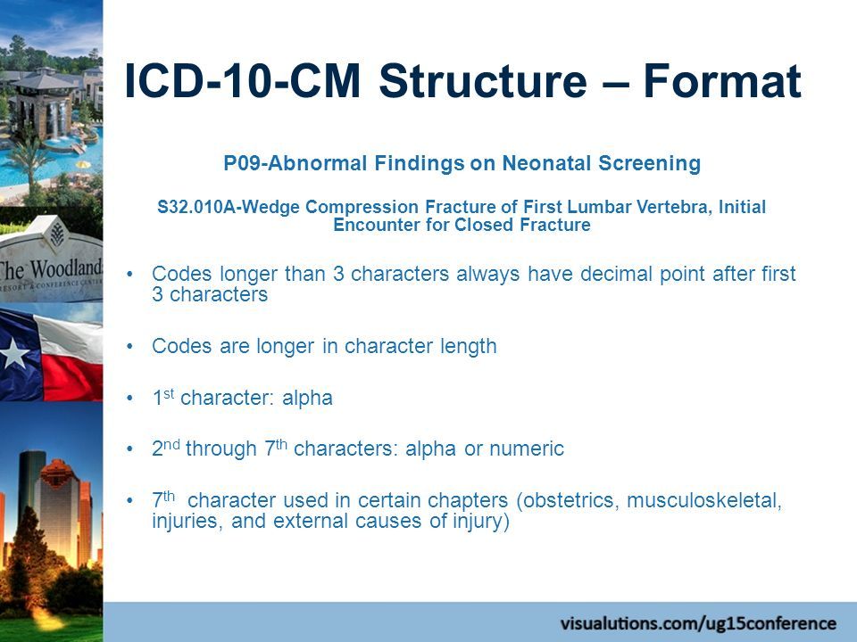 Introduction to ICD-10-CM ppt download