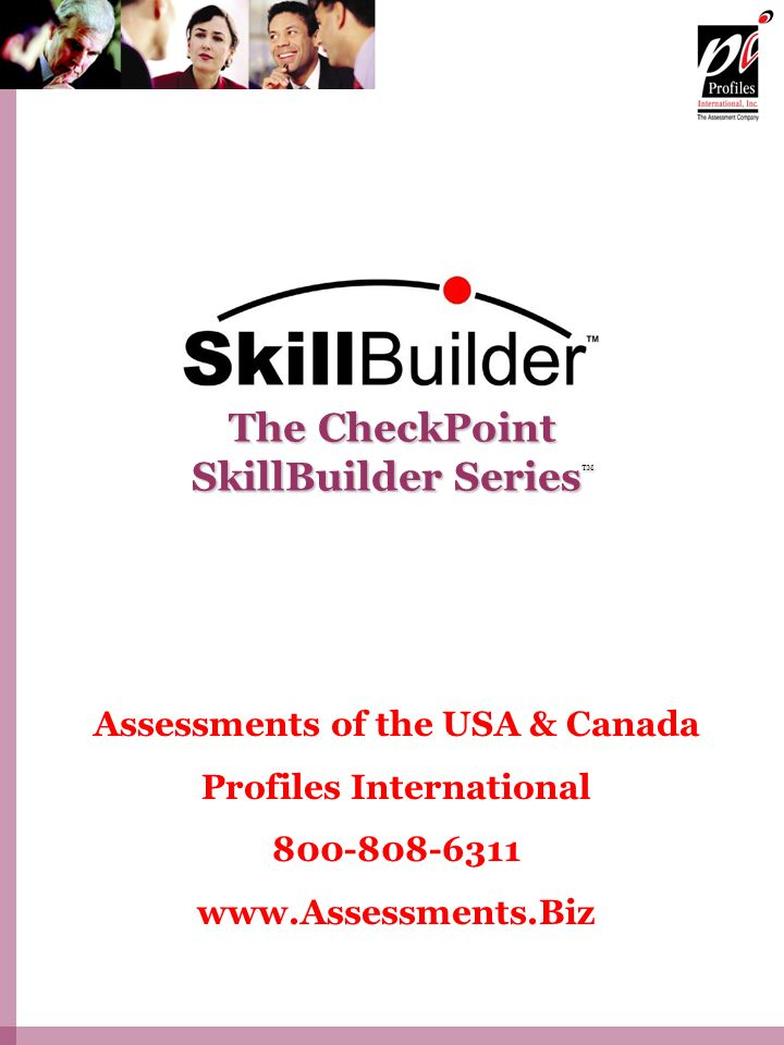 Assessments of the USA & Canada Profiles International