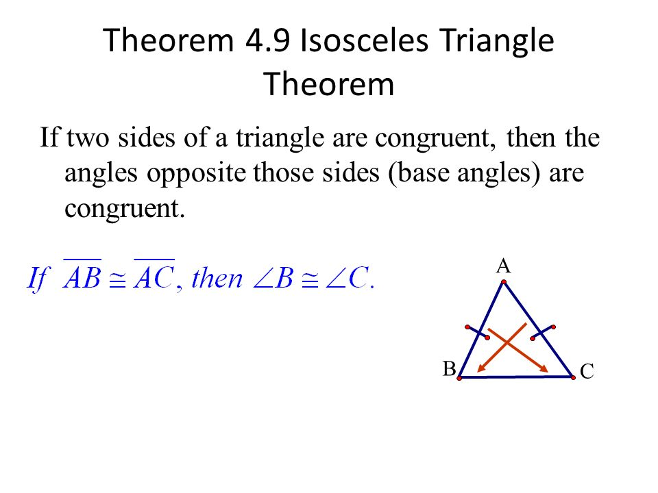 Isosceles Triangles Sec 4 6 Sol G 5 Isosceles Triangles Sec 4 6