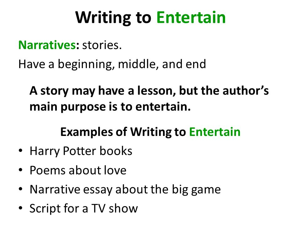 what are the three parts of a narrative essay Even narrative essays should have a point, just like the thesis statement of expository essays choose a point of view for your essay and stick with it the common point of view is first person, from the standpoint of the writer.