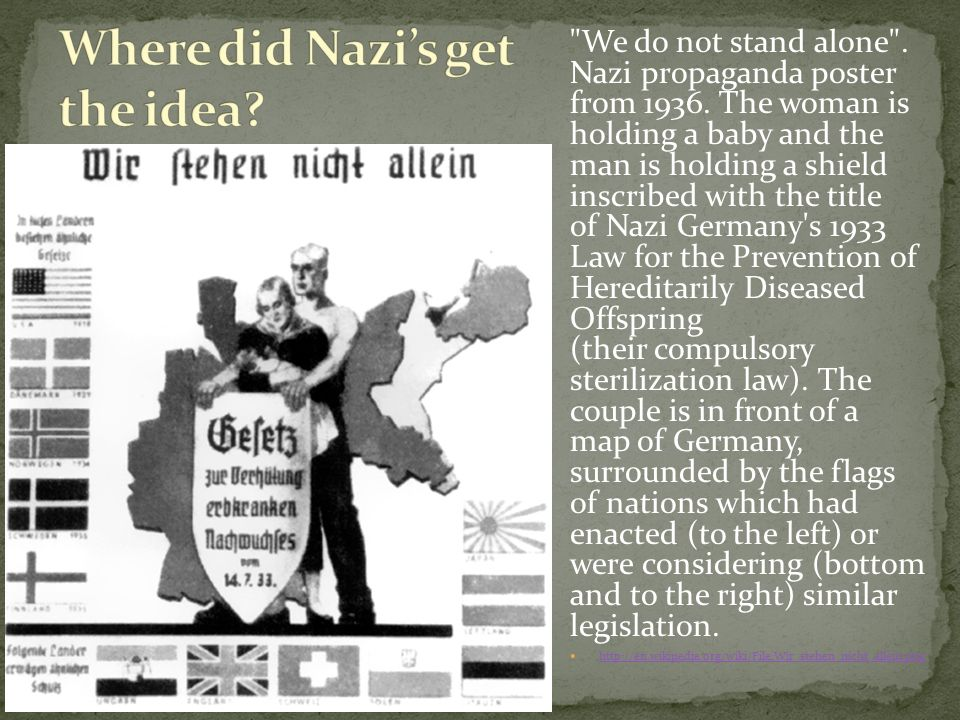 an analysis of the ideals of hitler in the world war ii World war ii was incredibly complex however, in the final analysis, wwii was essentially a war between two competing ideologies: nationalism vs jewish internationalism/globalism  adolf hitler and his allies fought to preserve the concept of nationalism, not just for germans but for all peoples the world over.
