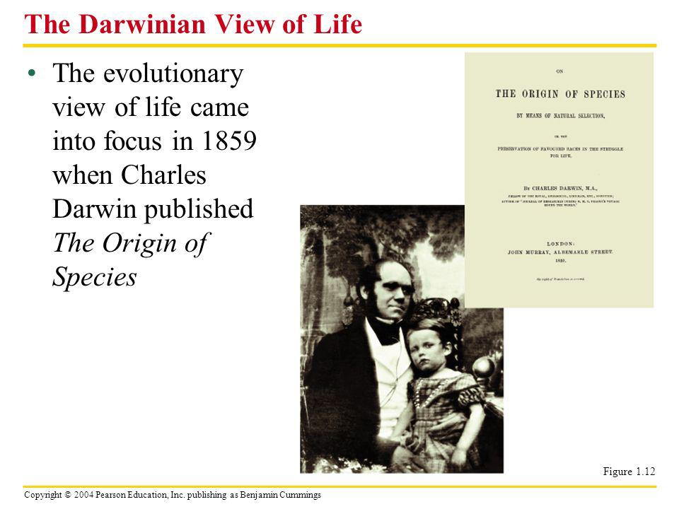 The Darwinian View of Life