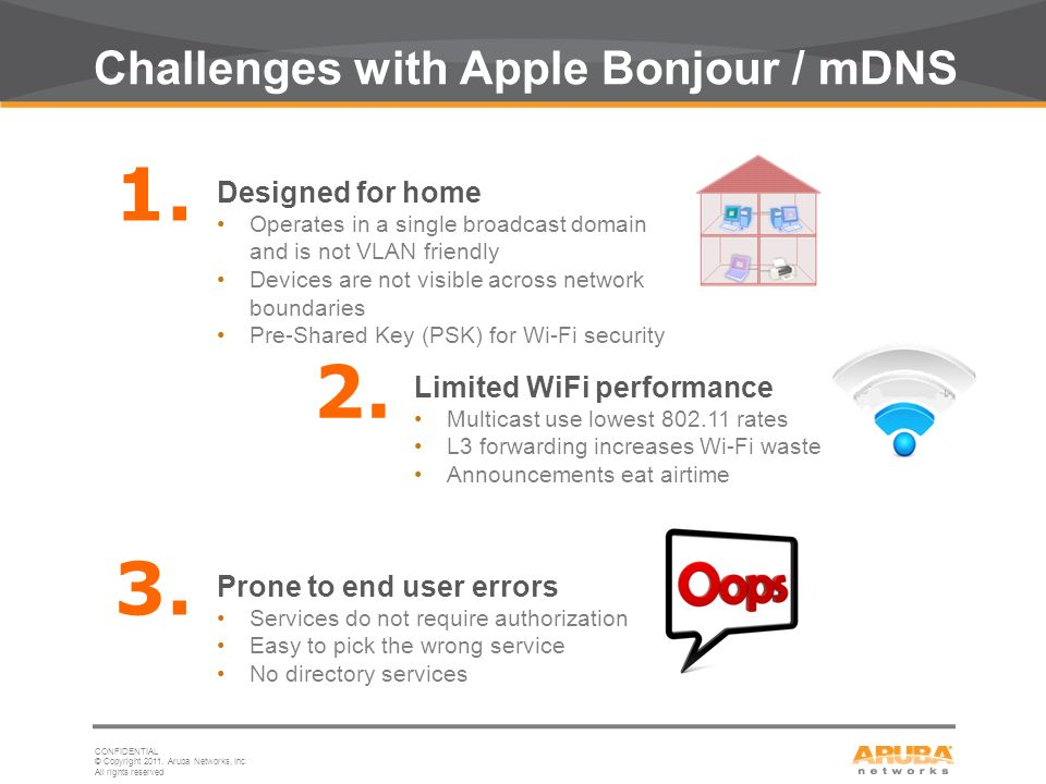 Get your network ready for Apple Observations from Aruba