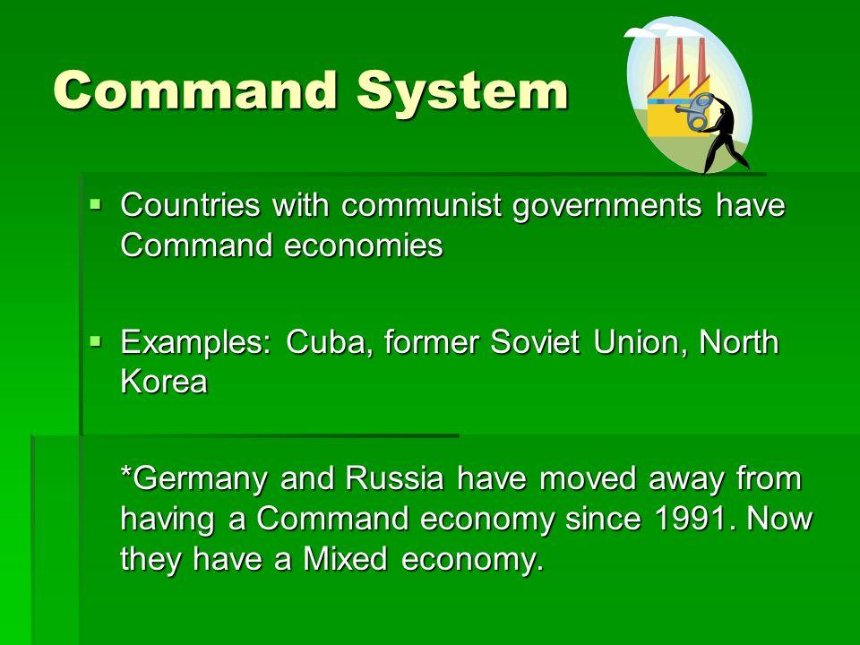 Economic Systems Unit Ten Notes Ppt Download