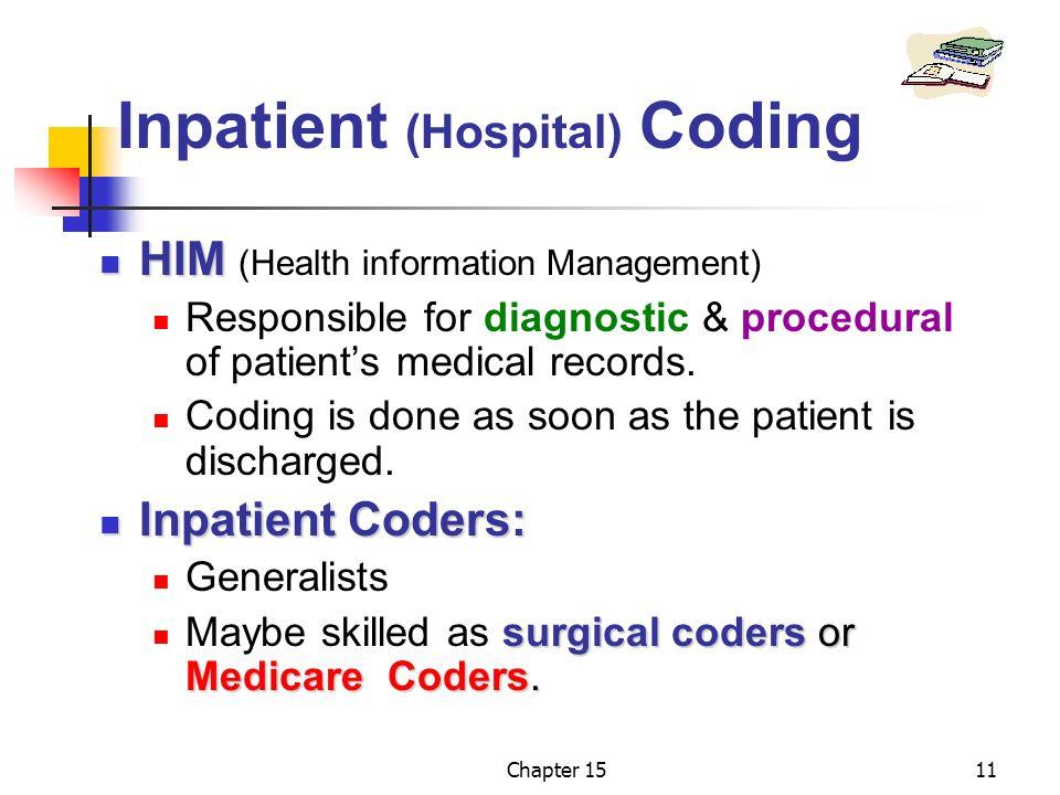 Chapter 15 Hospital Insurance Ppt Video Online Download