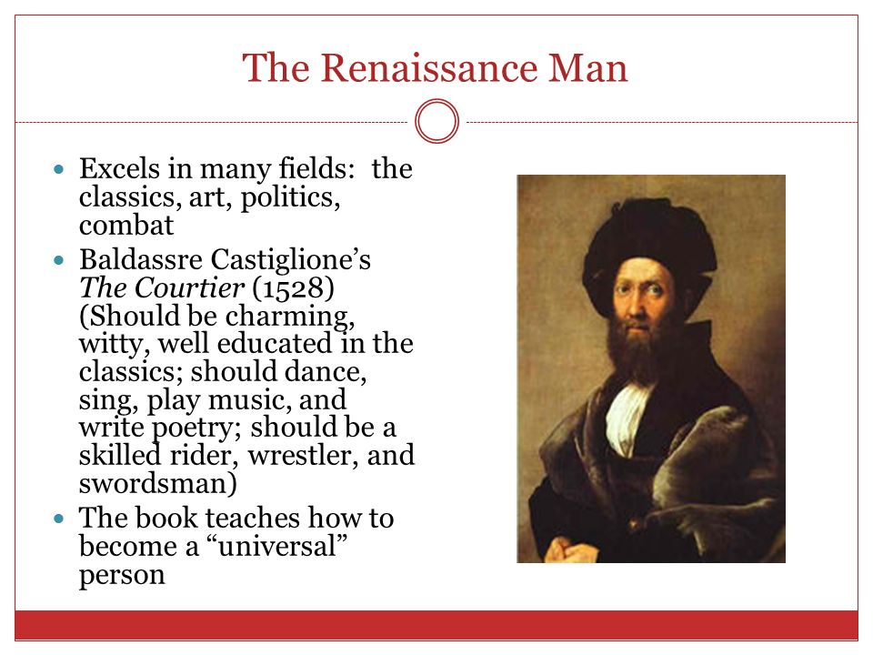 what is a courtier in the renaissance