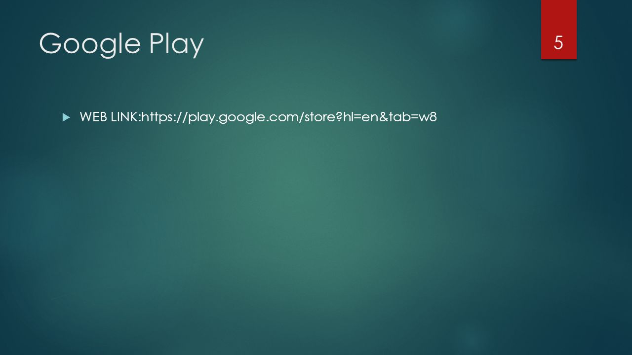 GOOGLE PLAY BOOKS & BOOKMARKS - ppt video online download