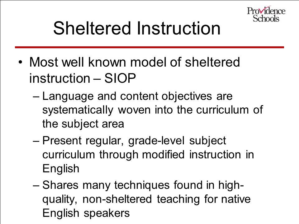 Sheltered Instruction Ppt Video Online Download