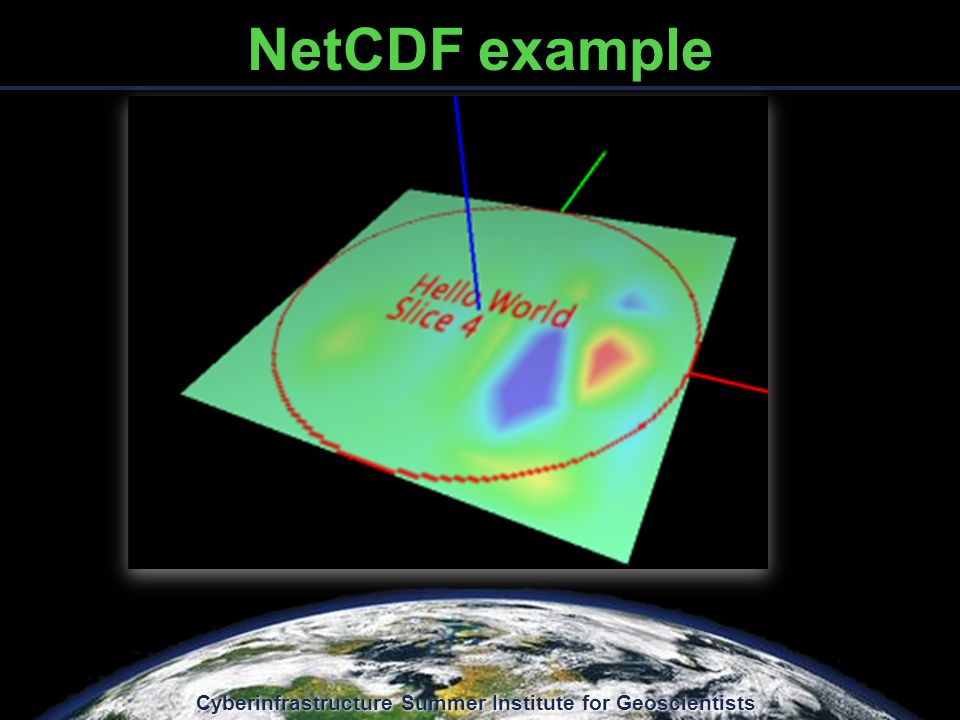 Toolkits for GeoScience Visualization - ppt video online