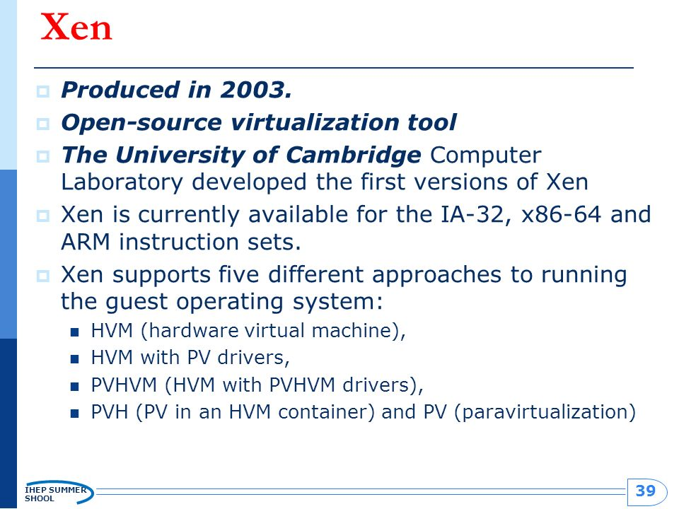 Virtualization Overview Ppt Download
